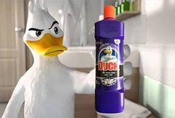 Duck Toiler Cleaner