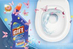 Gift Toiler Cleaner