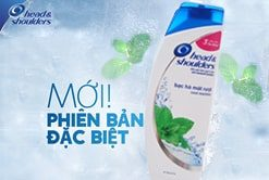 Head And Shoulders Cool Methol