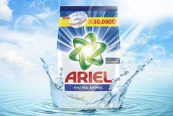Ariel Prevent Musty