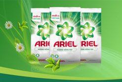 Ariel Sunrise Fresh
