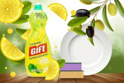 Gift Dishwashing