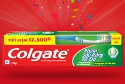Colgate Maximum Cavity Protection