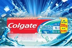 Colgate Strong Teeth Fresh Breath