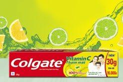 Colgate Vitamin C