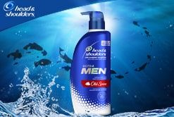 Head And Shoulders Ultra Men Old Spice