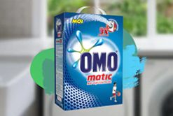 OMO Matic Front Load