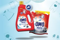 OMO Matic Gentle On Skin