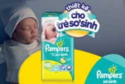 Pampers Diapers Newborn