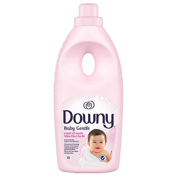 downy free and gentle safe for baby