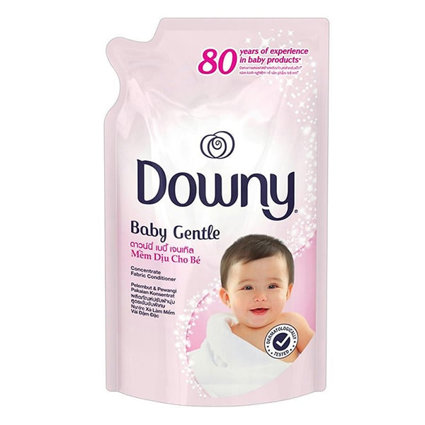 downy free and gentle for baby