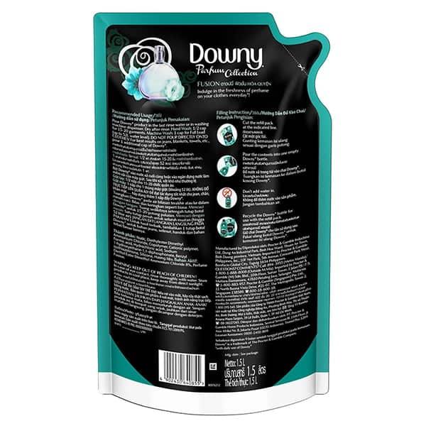 downy fabric softener warnings