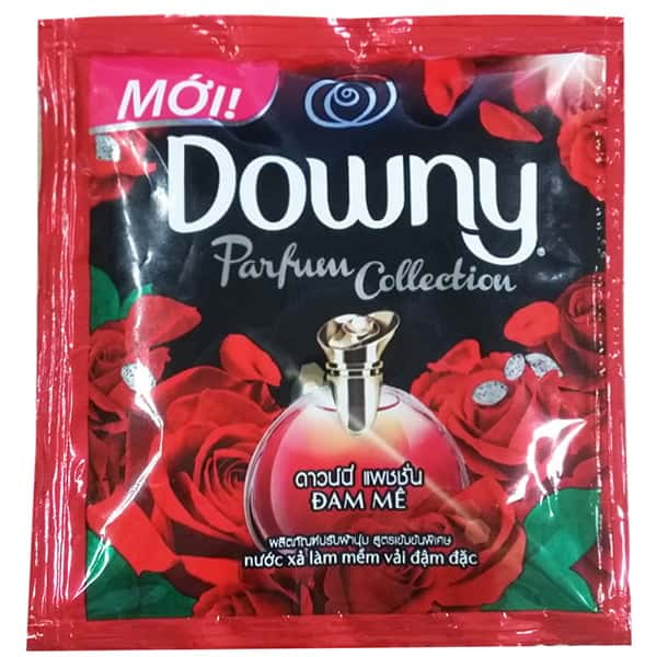 ariel with downy passion