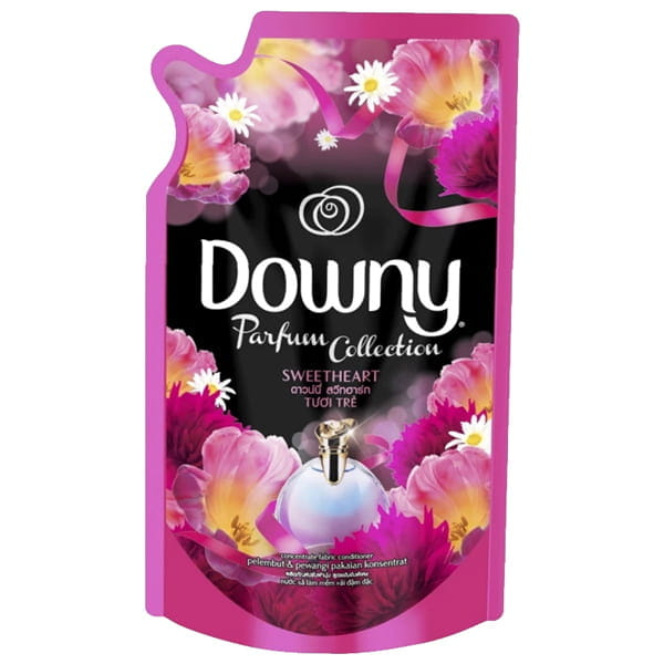 downy fabric conditioner detergent
