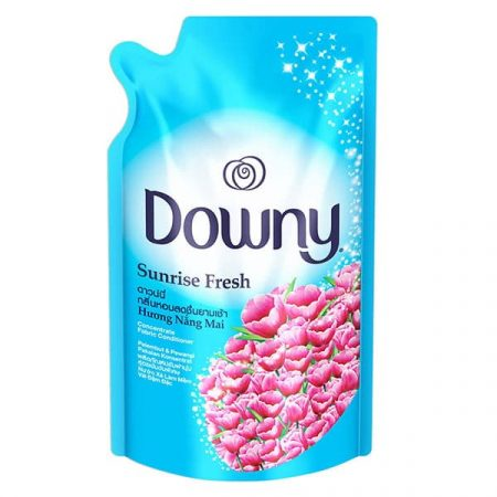Downy baby gentle