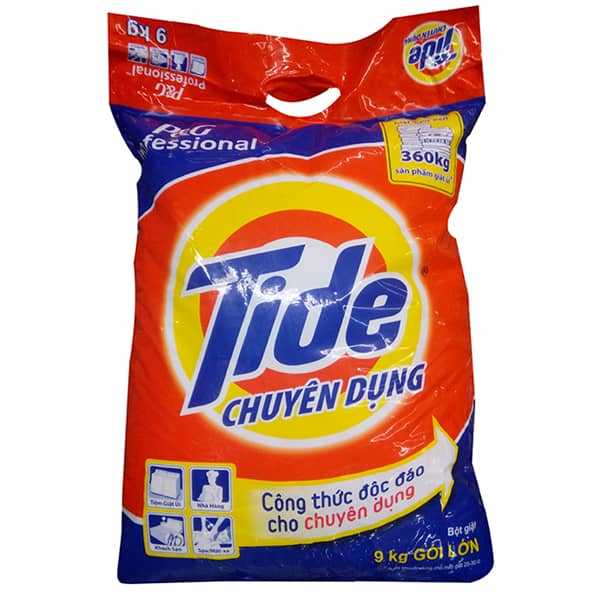 tide laundry powder detergent