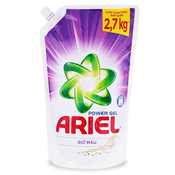 ariel washing liquid how to use