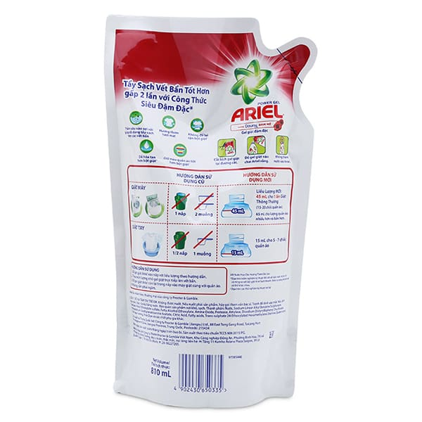 ariel washing liquid best price
