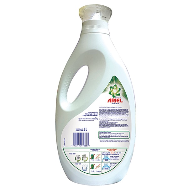 ariel washing liquid offers