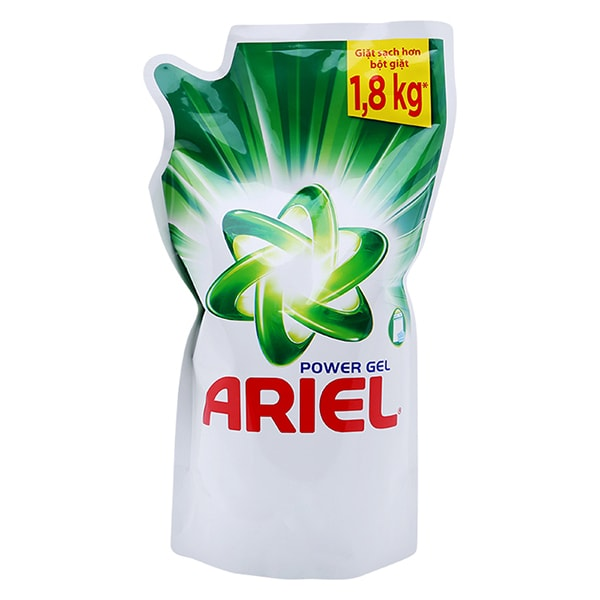 ariel laundry detergent with phosphates