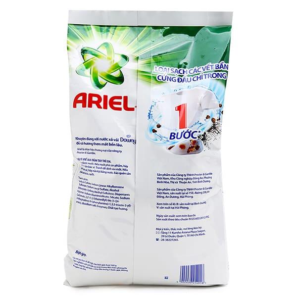 ariel regular powder