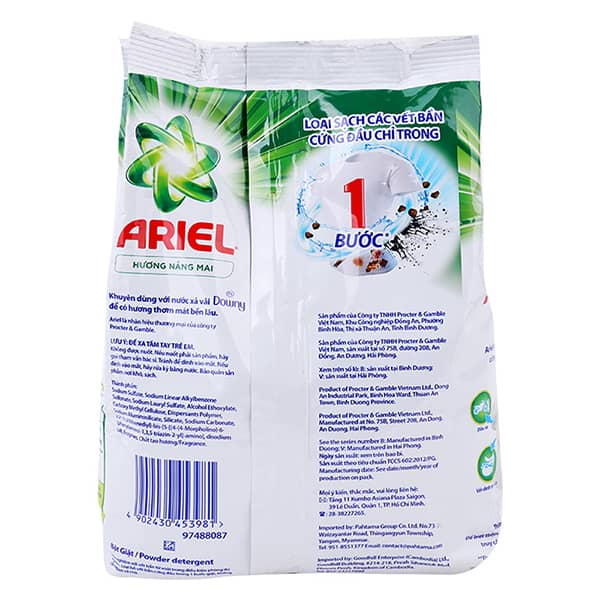ariel washing powder reviews
