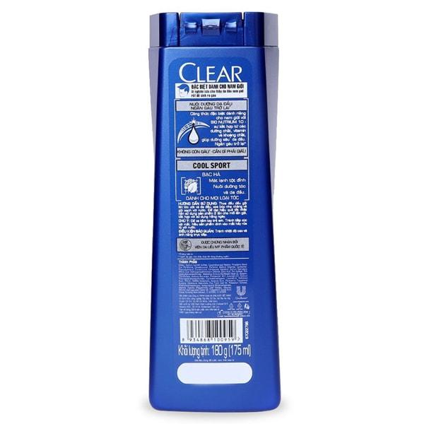 clean an clear shampoo