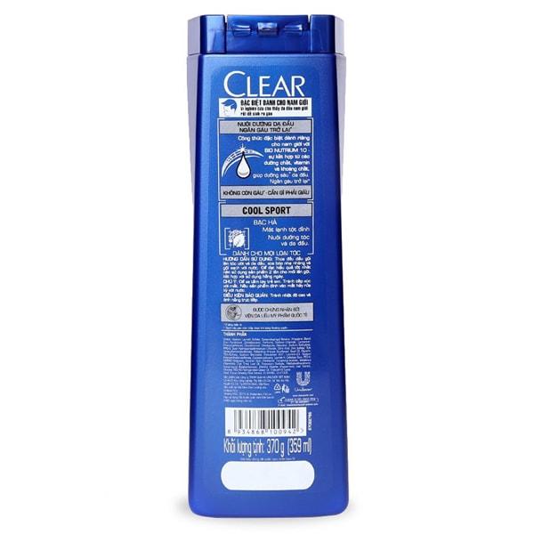 clear shampoo brand