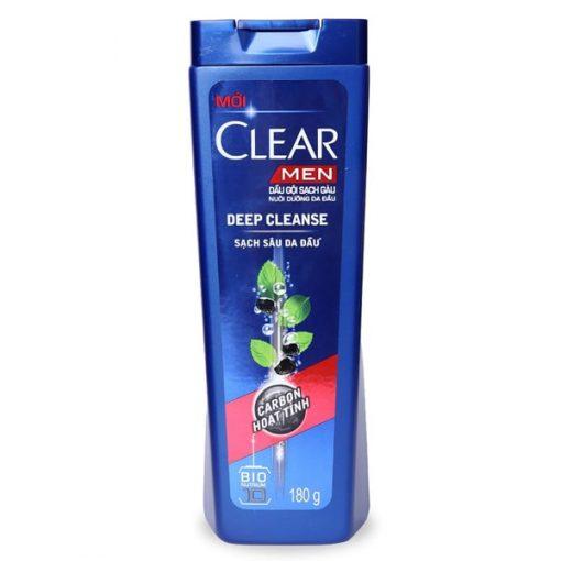 Clear mens shampoo