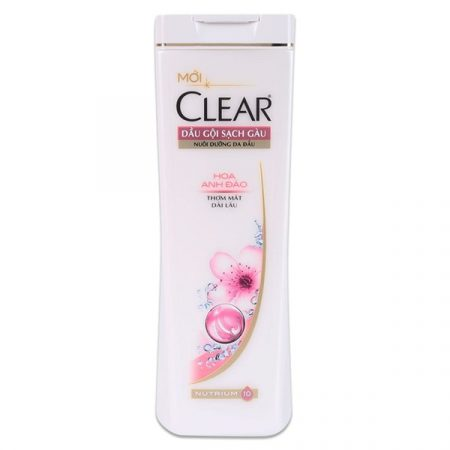 Clear sakura shampoo