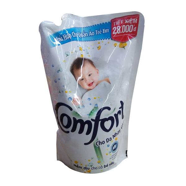 comfort pure fabric softener