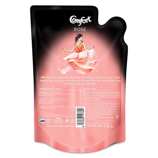 who makes comfort fabric softener