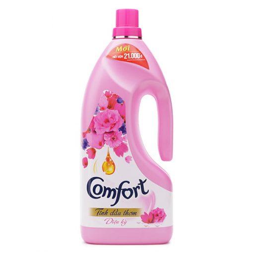 Comfort fabric softener msds