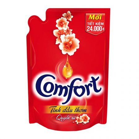 Comfort white fabric conditioner