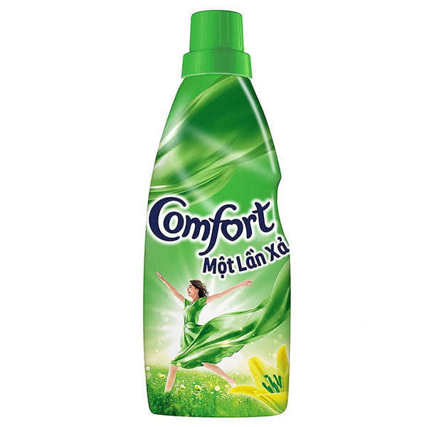 ingredients of comfort fabric softener
