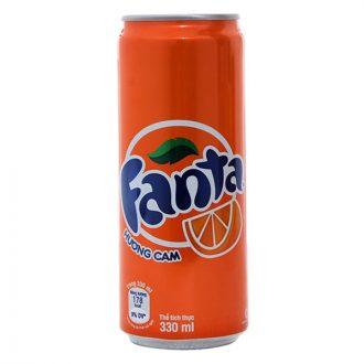 Fanta orange have caffeine