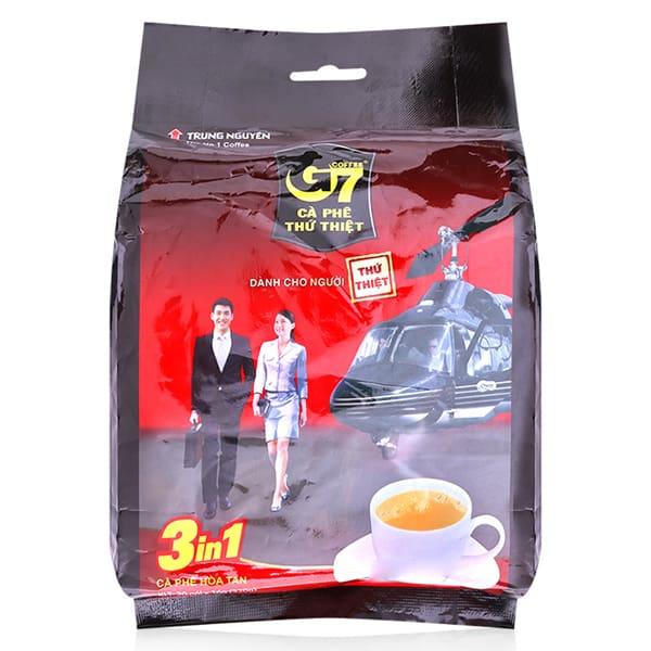 g7 instant coffee 3-in-1 sugar free
