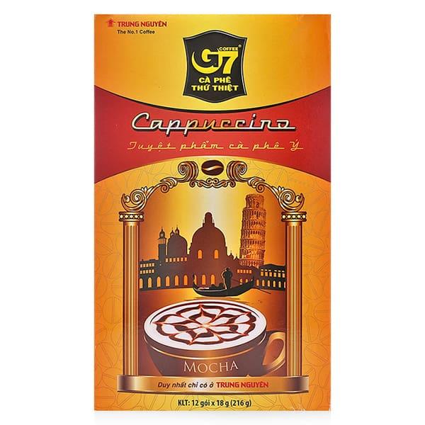 g7 instant coffee sugar free