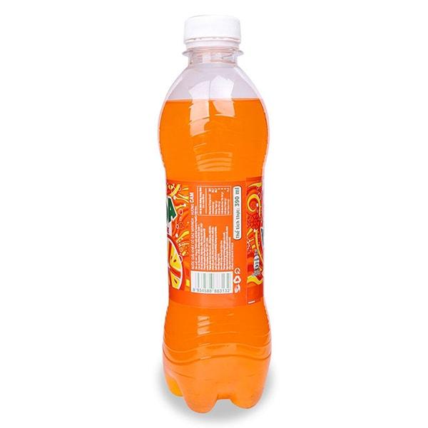 mirinda orange sugar content
