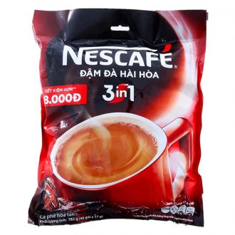 Nescafe vietnamese coffee
