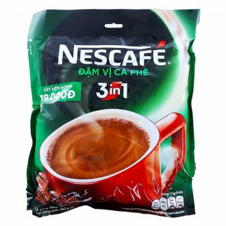 Nescafe 3 in 1 vietnam