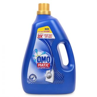 Omo front loader washing powder