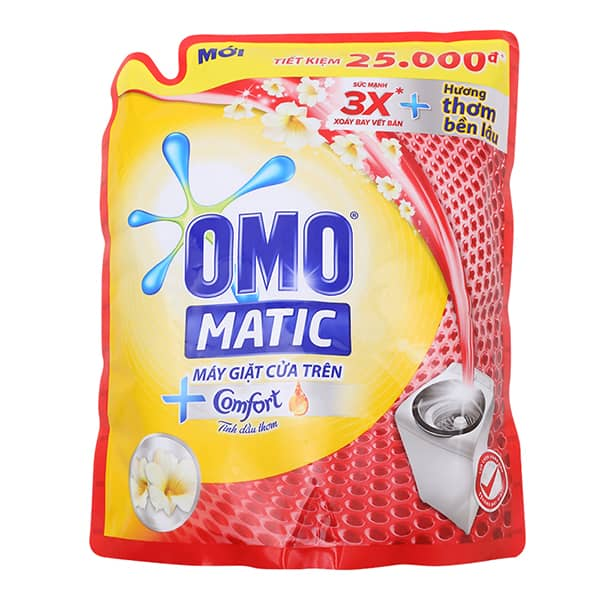 omo front loader ultimate liquid