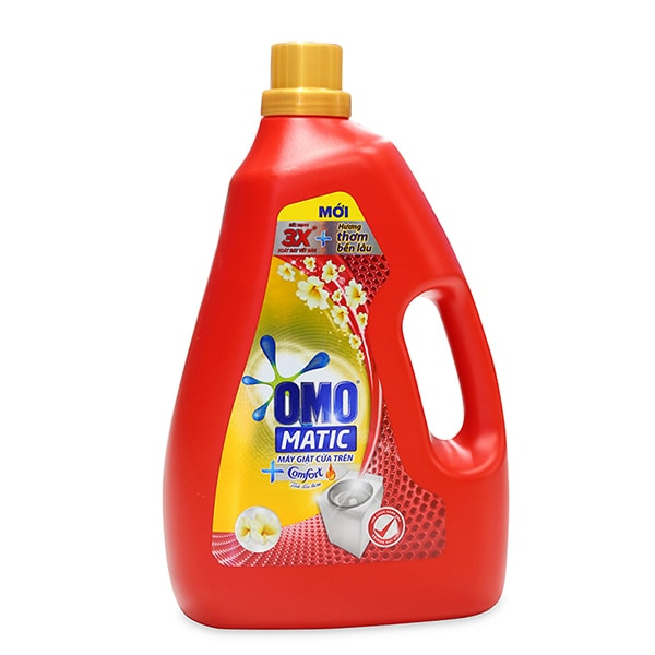 omo front loader washing liquid