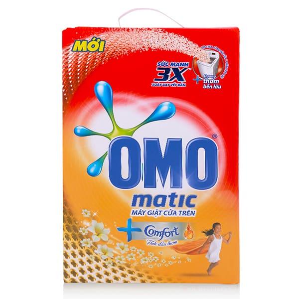 omo powder detergent