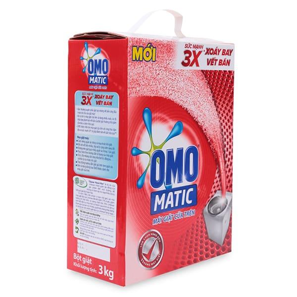 omo powder ingredients
