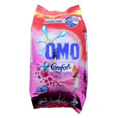 Omo laundry detergent ingredients