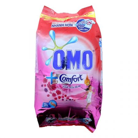 Omo laundry detergent ingredients