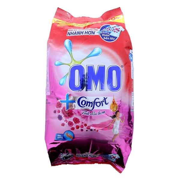 omo washing powder advert