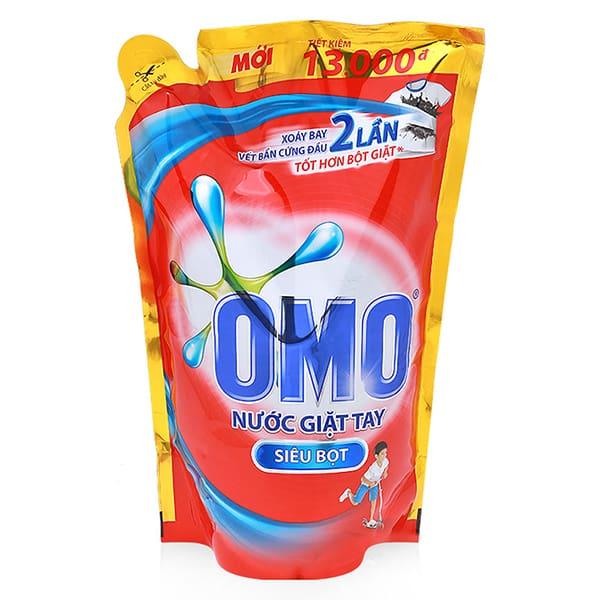 omo comfort detergent